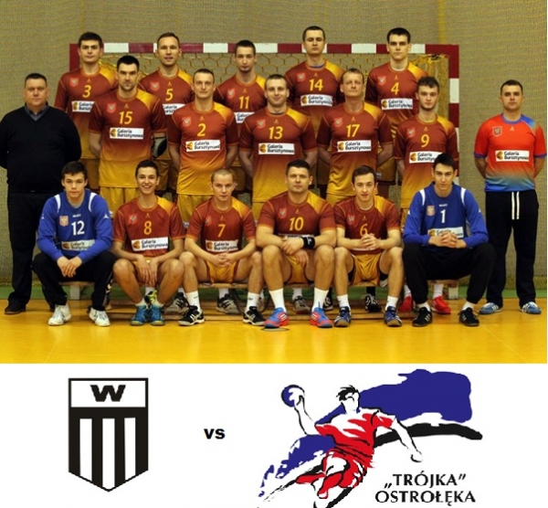 KS Warszawianka-UMKS Trójka Ostrołęka