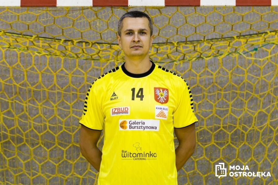 Trójka news - Trener Rafał Niećko w kilku zdaniach podsumował 1 fazę rozgrywek II Ligi Mężczyzn 2020/2021 gr. III A.